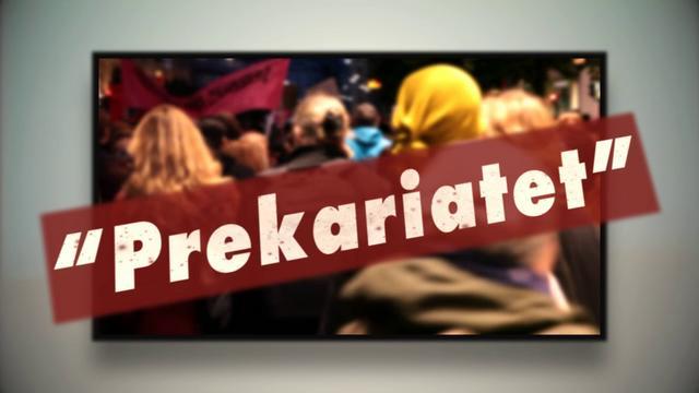 Prekariatet